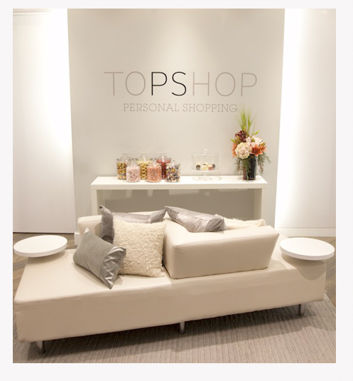 how to become a topshop personal shopper