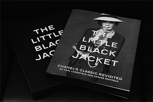 The Little Black Jacket Book - JacketIn