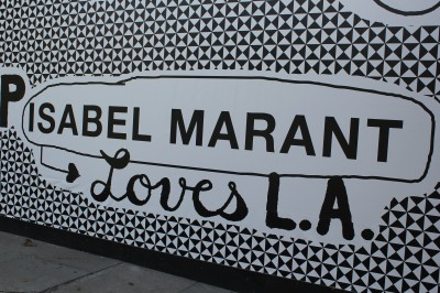 isabel marant to los angeles