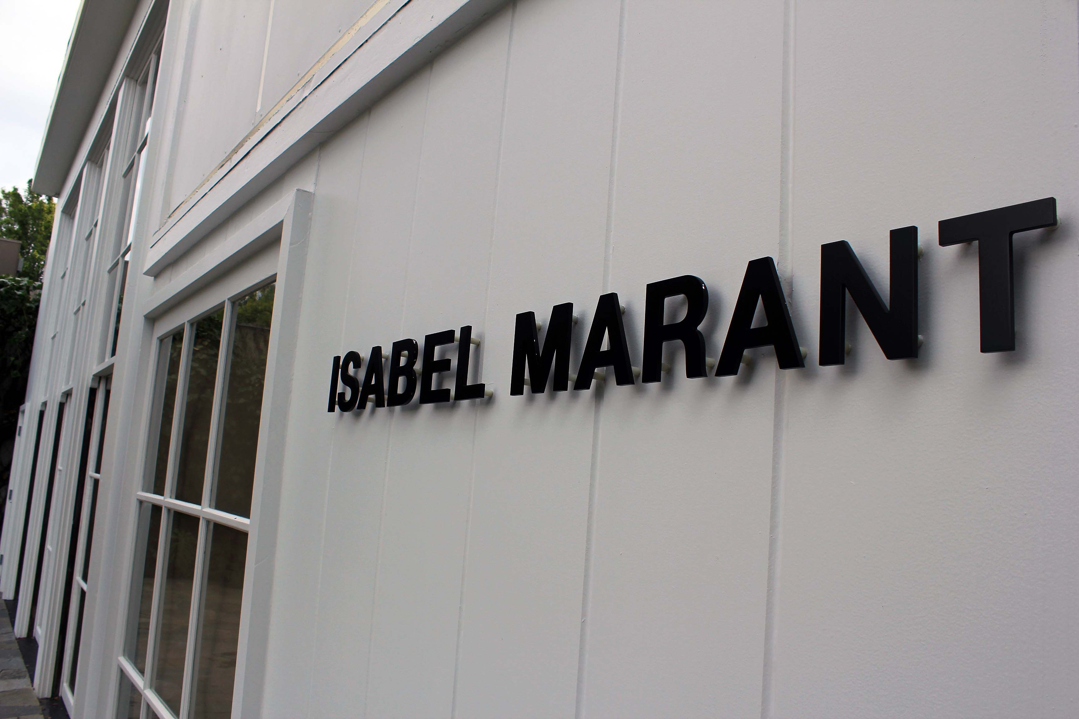 isabel marant opens in weho